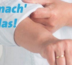 Die Hand von Uta Böckel