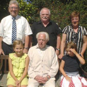 85. Geburtstag von Heinrich Jakob