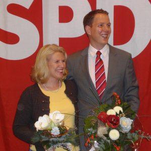 Karin Bechtold mit Christoph Degen