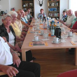 Informationsbesuch am 08.07.2013